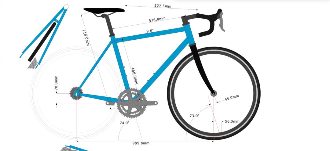 Kolb Rahmenbau-Fahrrad Rahmenbau Kurs